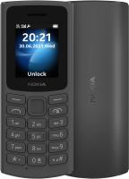 Мобильный телефон Nokia 105 4G Dual Sim / TA-1378 (черный) -