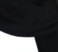 Шарф Polesie 7С1671-Д43 190x26 (черный) -