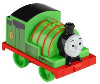 Поезд игрушечный Fisher-Price Thomas&Friends Друзья-паровозики / W2190 -