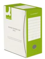 Коробка архивная Q-Connect KF15849 (150мм, зеленый) -