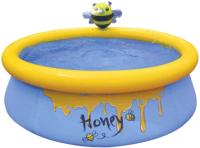Надувной бассейн Jilong Bee Spray Pool (150х41) -