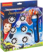 Игрушка детская Bondibon Диапроектор-фонарик / ВВ3203 -