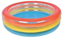 Надувной бассейн Jilong Colorful Ribbou Pool / 17395 (187x50) -
