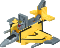 Робот-трансформер Bondibon Bondibot Цифра 4 / ВВ4352 -