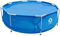 Каркасный бассейн Jilong SteelSuper Round Pools / 17798EU (Filter Pump, 300gal, 300x76, синий) -