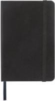 Записная книжка Brauberg Metropolis / 111589 (черный) -