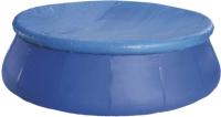 Тент-чехол для бассейна Jilong Pool Cover 380 / 16124-2 (360, синий) -