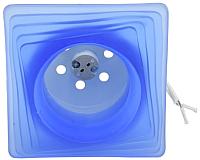 Точечный светильник ETP ТА-4 МR 16 (голубой) -