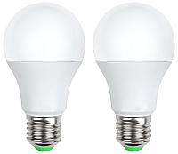 Набор ламп ETP A60 7W E27 4000K LED-диммер -