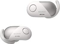 Наушники Sony WF-SP700N (белый) -