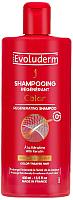 Шампунь для волос Evoluderm Восстанавливающий для окрашенных волос с кератином (400мл) -