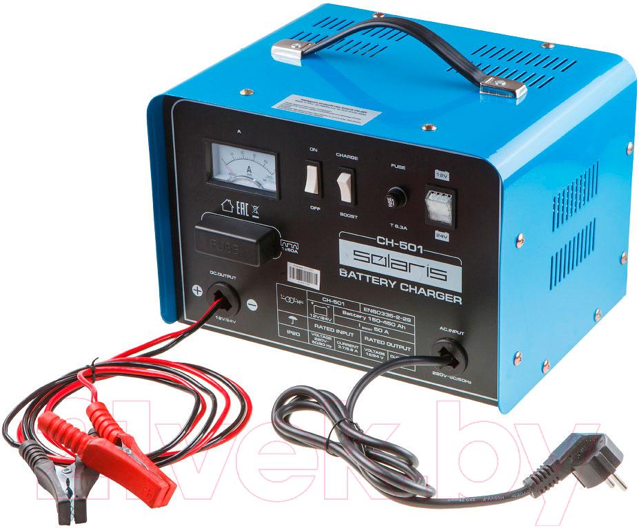 Купить Зарядное устройство для аккумулятора Solaris, CH501171, Китай