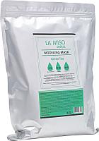 Маска для лица сухая La Miso Моделирующая альгинатная с зеленым чаем (1кг) -