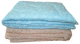 Одеяло детское Alis С синтепоном (200гр, бязь/ажур) -