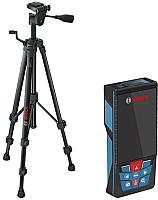 Лазерный дальномер Bosch GLM 120 C + BT 150 Professional (0.601.072.F01) -