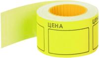 Набор ценников Brauberg Цена / 112358 (желтый) -