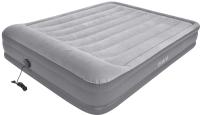 Надувная кровать Jilong High Raised Queen 203x155x38 / 27492EU (светло-серый) -