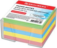 Блок для записей Brauberg 122226 (цветной) -