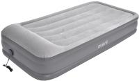 Надувная кровать Jilong High Raised Twin 195x94x38 / 27491EU (светло-серый) -