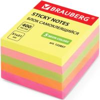 Блок для записей Brauberg Неоновый / 122857 -