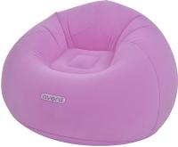 Надувное кресло Jilong Sofa 105х105х65 / 27499 (голубой/фиолетовый) -