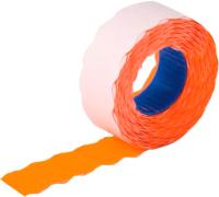 Этикет-лента Brauberg 123574 (оранжевый) -