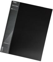 Папка для бумаг Hatber Standart / 30AV4-00101 (черный) -