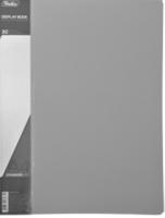 Папка для бумаг Hatber Standart / 30AV4-00114 (серый) -