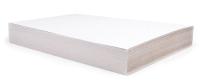 Набор белого картона Brauberg Для подшивки документов / 124877 (100л) -