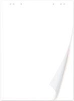 Бумага для флипчарта Brauberg 128646 (20л) -
