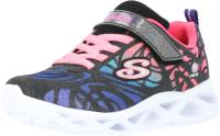 Кроссовки детские Skechers 302305L-BKMT / MLZMNATAYC (р.13.5, черный/мультицвет) -
