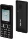 Мобильный телефон Maxvi C9i (черный/черный) -