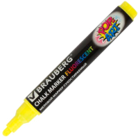 Маркер специальный Brauberg Pop-Art / 151528 (желтый) -