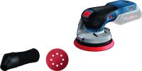 Профессиональная эксцентриковая шлифмашина Bosch GEX 18V-125 Solo (0.601.372.201) -