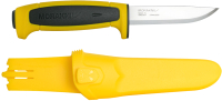 Нож туристический Morakniv Basic 546 / 13712 (желтый) -