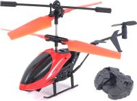 Радиоуправляемая игрушка Автоград Вертолет. Крутой вираж / 7182972 (красный) -