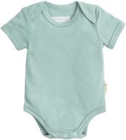 Боди для младенцев Amarobaby Nature / AB-OD20-NM1/34-68 (мятный, р.68) -