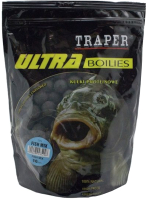 Прикормка рыболовная Traper Рыбная смесь 16мм / 436267 (1кг) -