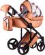 Детская универсальная коляска Adamex Luciano 2 в 1 (Q316) -