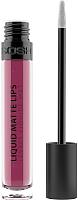 Жидкая помада для губ GOSH Copenhagen Liquid Matte Lips 006 Berry Me (4мл) -