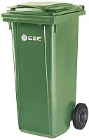 Контейнер для мусора Ese 120л (зеленый) -