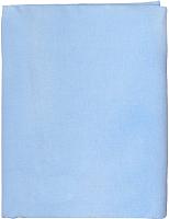 Пеленка Alis Однотонная 90x120 New / 7700225 (фланель, голубой) -