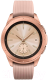 Умные часы Samsung Galaxy Watch 42mm / SM-R810 (розовое золото) -