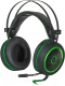 Наушники-гарнитура Defender DeadFire G-530D / 64531 (черный/зеленый) -