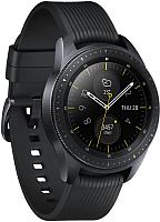Умные часы Samsung Galaxy Watch 42mm / SM-R810 (глубокий черный) -