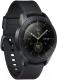 Умные часы Samsung Galaxy Watch 42mm / SM-R810NZKASER (глубокий черный) -