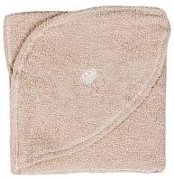 Полотенце с капюшоном Alis Махровое 110x80 (бежевый) -