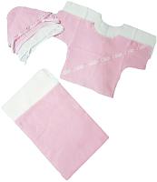 Набор на выписку Alis Фланель 6 (розовый) -
