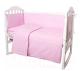 Детское постельное белье Alis Отечественная бязь 3 (розовый) -