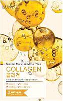 Маска для лица тканевая Eunyul Natural Moisture Mask Pack Collagen -